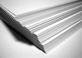 Reducing Paper Consumption
