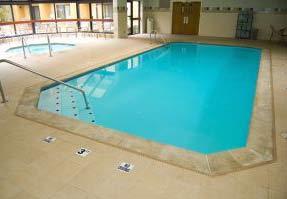 Energy Efficient Swimming Pool