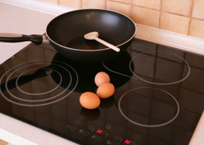 Ceramic Glass Top Induction Stoves