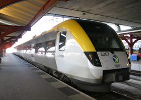 Energy Efficient Railways