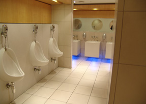 Waterfree Urinals