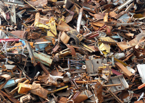 Recycling tips for industrial waste
