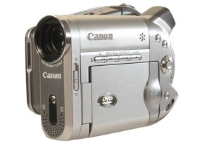 Eco-friendly DVD Camcorder