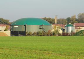 Biogas Generator Plant