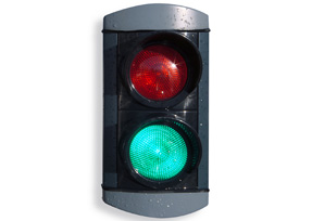 Energy Saving Traffic Lights