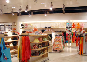 Retail Energy Saving Lighting