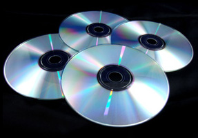 Eco-friendly DVD