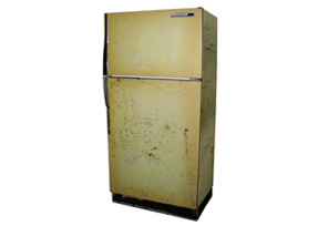 Fixing Old Fridge