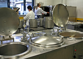 Hospital Kitchen Energy Conservation